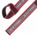 Lifting Straps - Black-Red