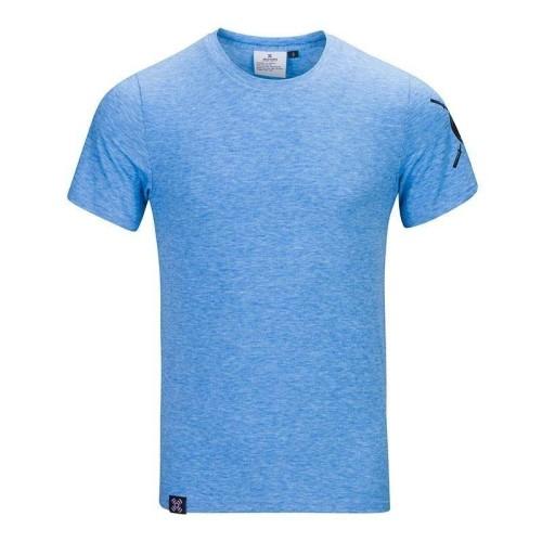 T-shirt don't use machines - Blue