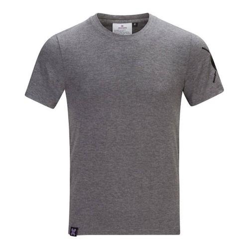 Camiseta don't use machines - Gris