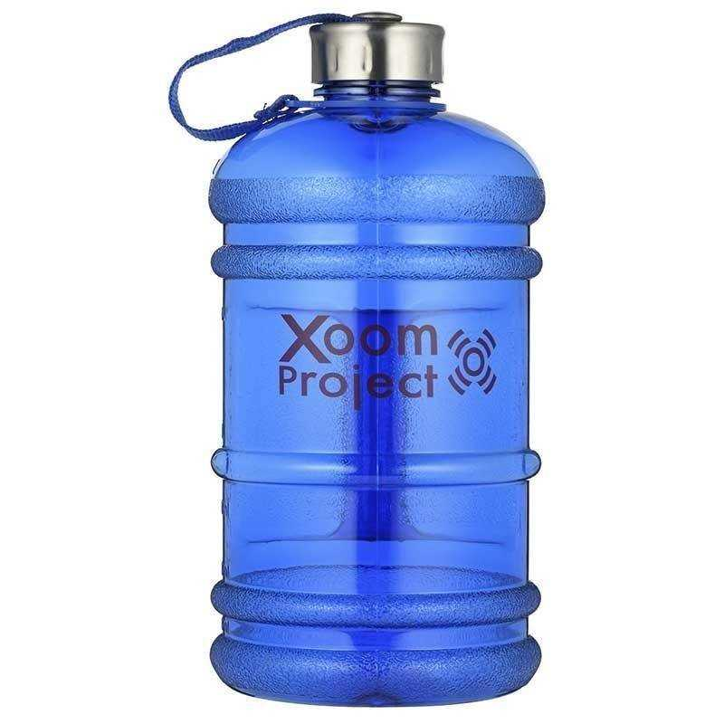 Water Bottle 2.2L - Dark Blue