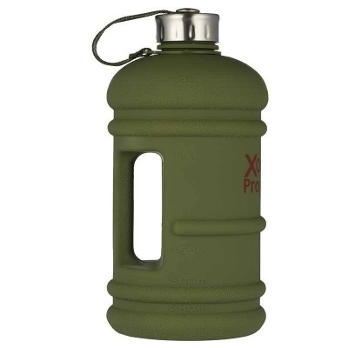 Water Bottle 2.2L - Army green