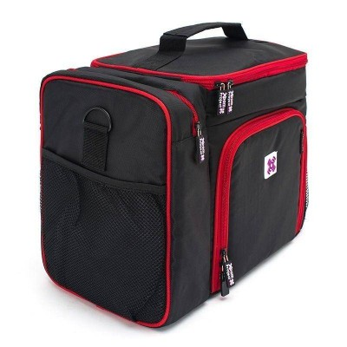 Meal Bag XP - Black Red