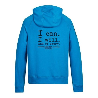 Hoodie I Can - Royal