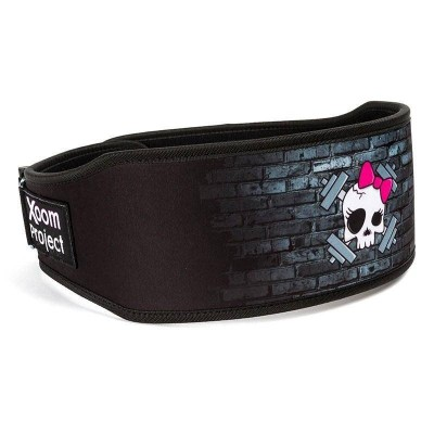 Cross-Training Belt - Pink Skull