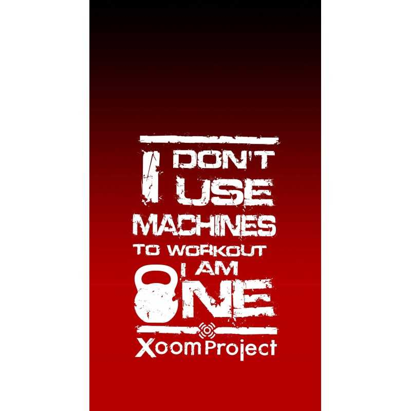 Don't use machines - Rojo