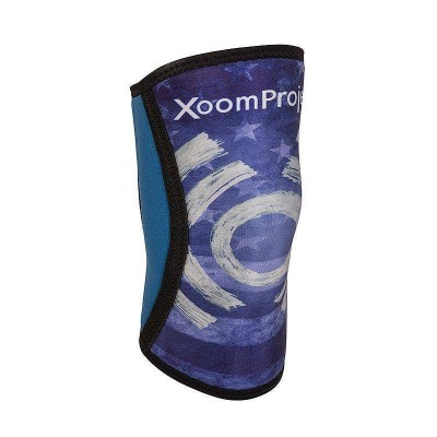 XoomProject - Knee Sleeves 5mm - USA Flag blue