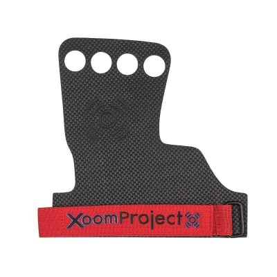 XoomGrips Carbon 4H - Black