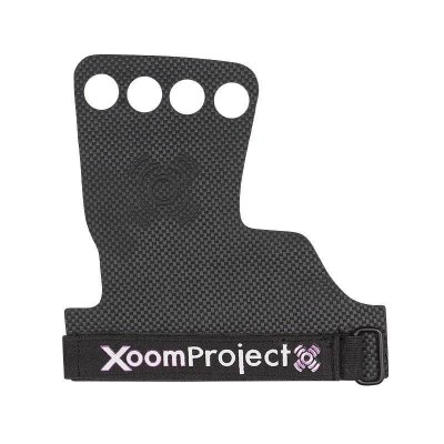 XoomGrips Carbon 4H - Negro
