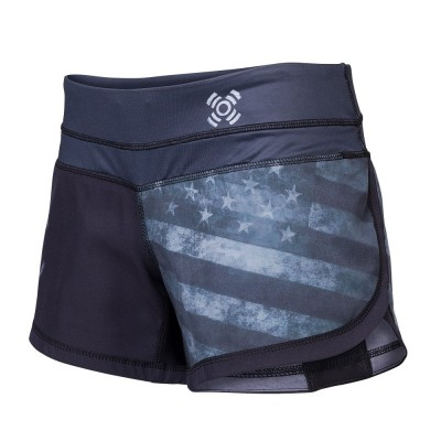 Light Shorts - USA Flag
