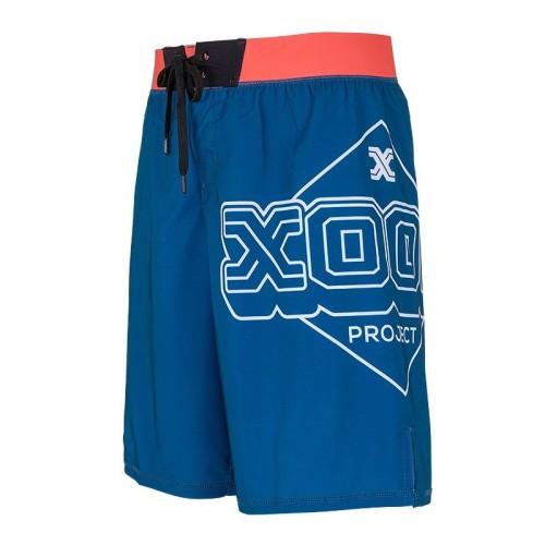 Pantalón Logo - Azul