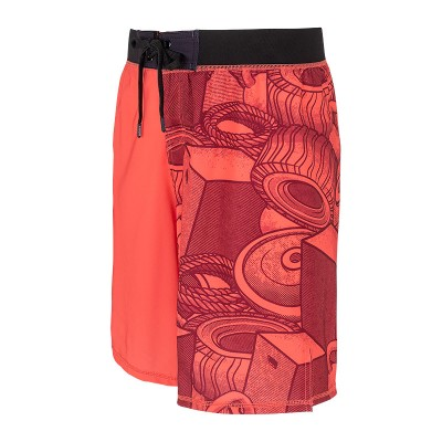 Heavy Shorts - Light Red