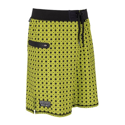 Chains Yellow Shorts