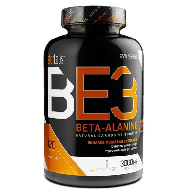B3-Beta Alanine - 120 caps