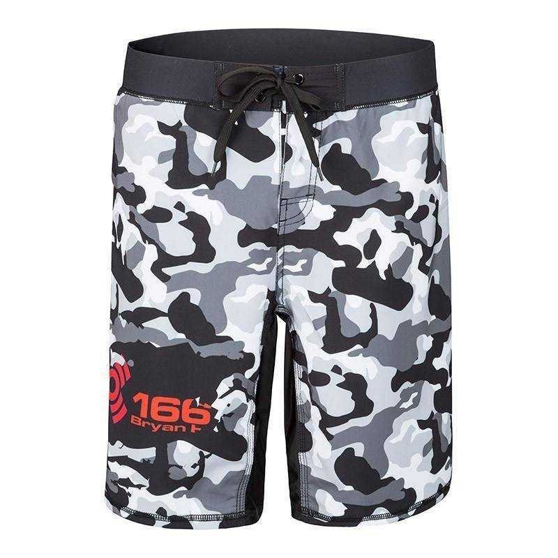 Camo-grey Pro Light Shorts