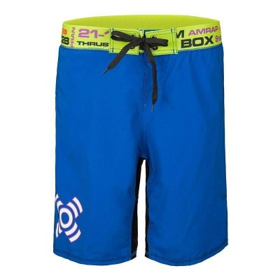 Blue Pro Light Shorts