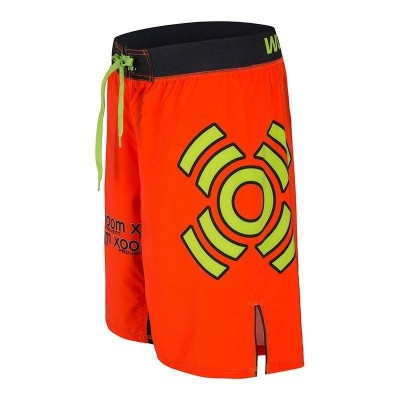 Orange Pro Light Shorts