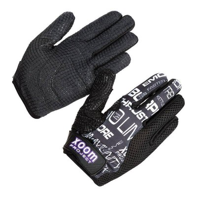 Full Glove V.2 - Black Text