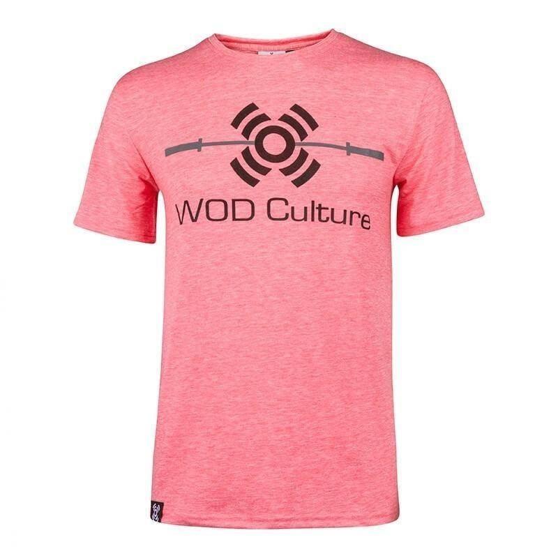 T-shirt Go Heavy - Pink
