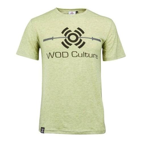 Camiseta Go Heavy - Verde