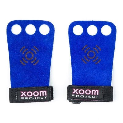 Gymnastic Grip 3 fingers - Blue