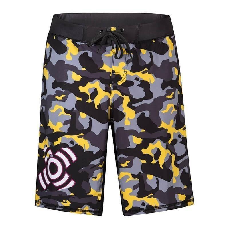 Pantalón Pro Light - Lineas Azul-amarillo