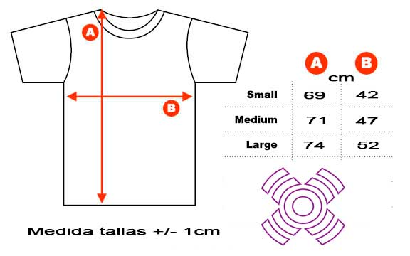 camisetas xoom project